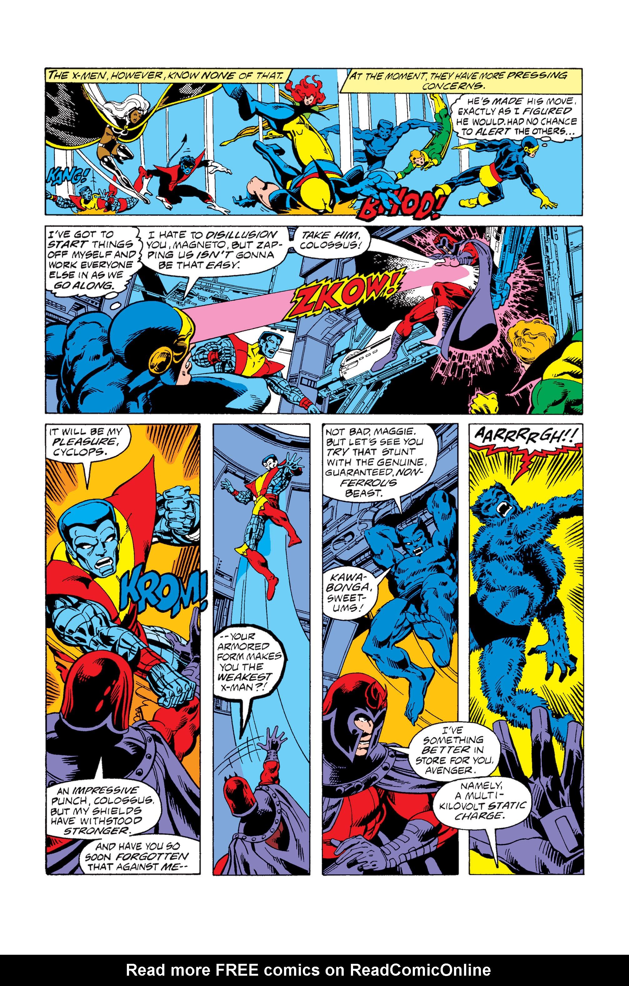 Uncanny X-Men (1963) 112 Page 9
