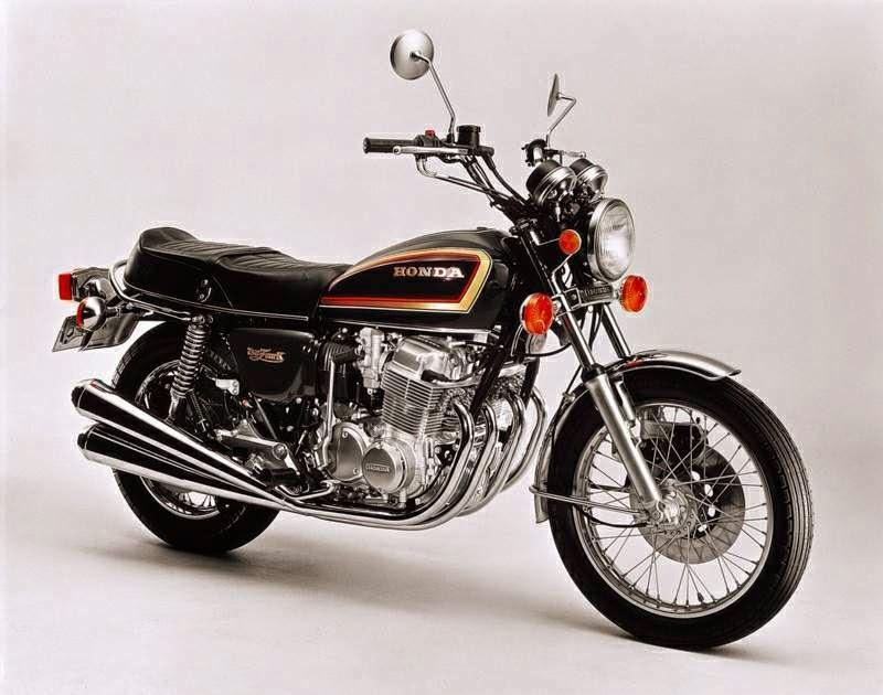 Steamd Honda Cb750