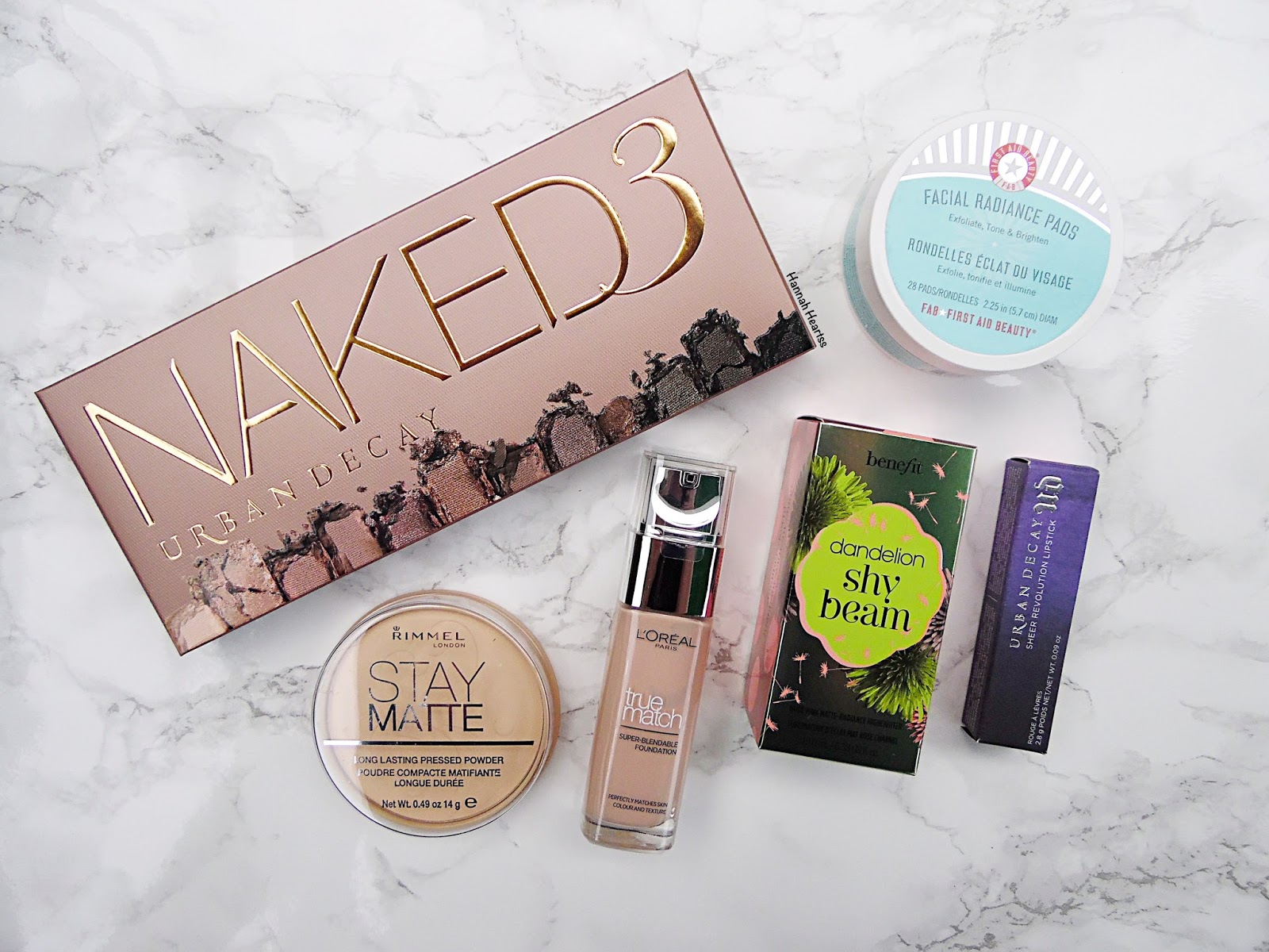 Feelunique.com Beauty Haul