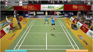 Real Badminton World Champion 2018 Apk Mod for Android