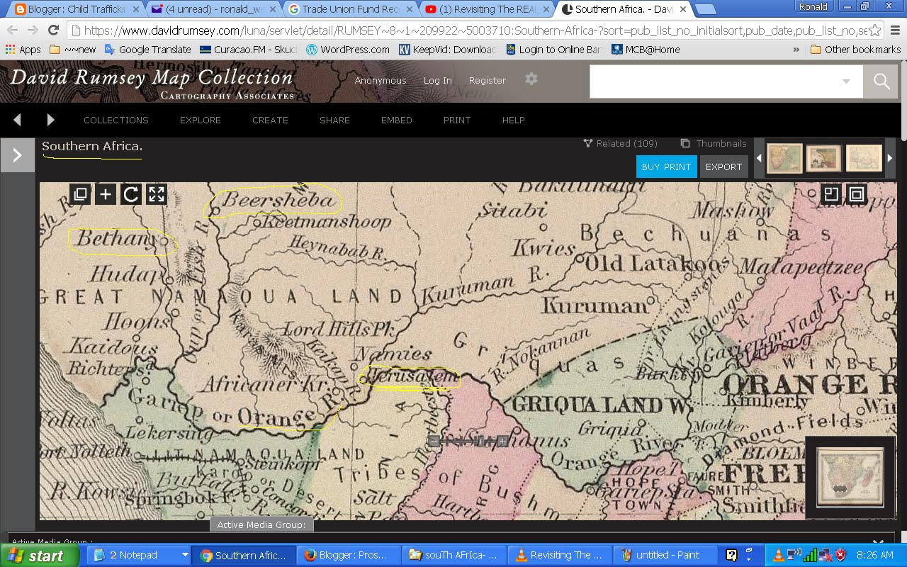 south africa jerusalem map 1 of location in namibia africa g w colton southern africa 1886 https bit ly 2pidtps