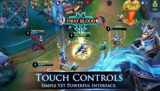 Mobile Legends Mod Apk v1.2.32.2201 Latest version