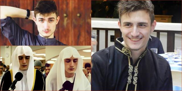 Wow Kereen !!...Inilah 10 Gaya Fatih Seferagic, Hafiz Ganteng yang Bisa Buktikan Stylish dan Saleh Bisa Jalan Bareng