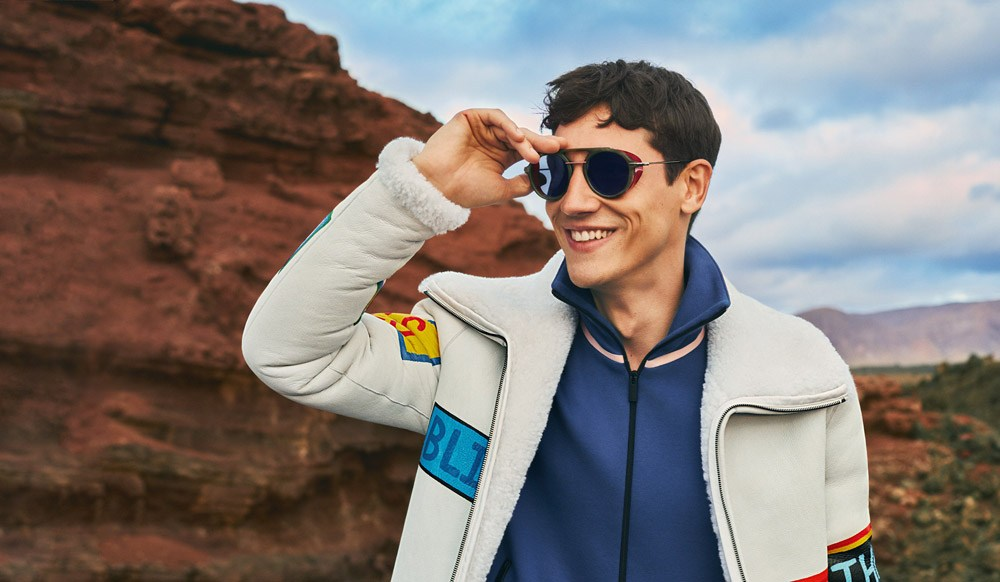 Fendi Menswear Fall Winter 2017 Ad Campaign