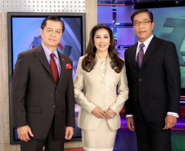 TV Patrol anchors