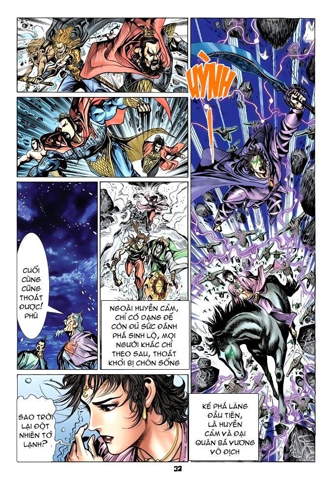 Đại Đường Uy Long chapter 55 trang 31