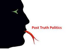 POST TRUTH POLITICS