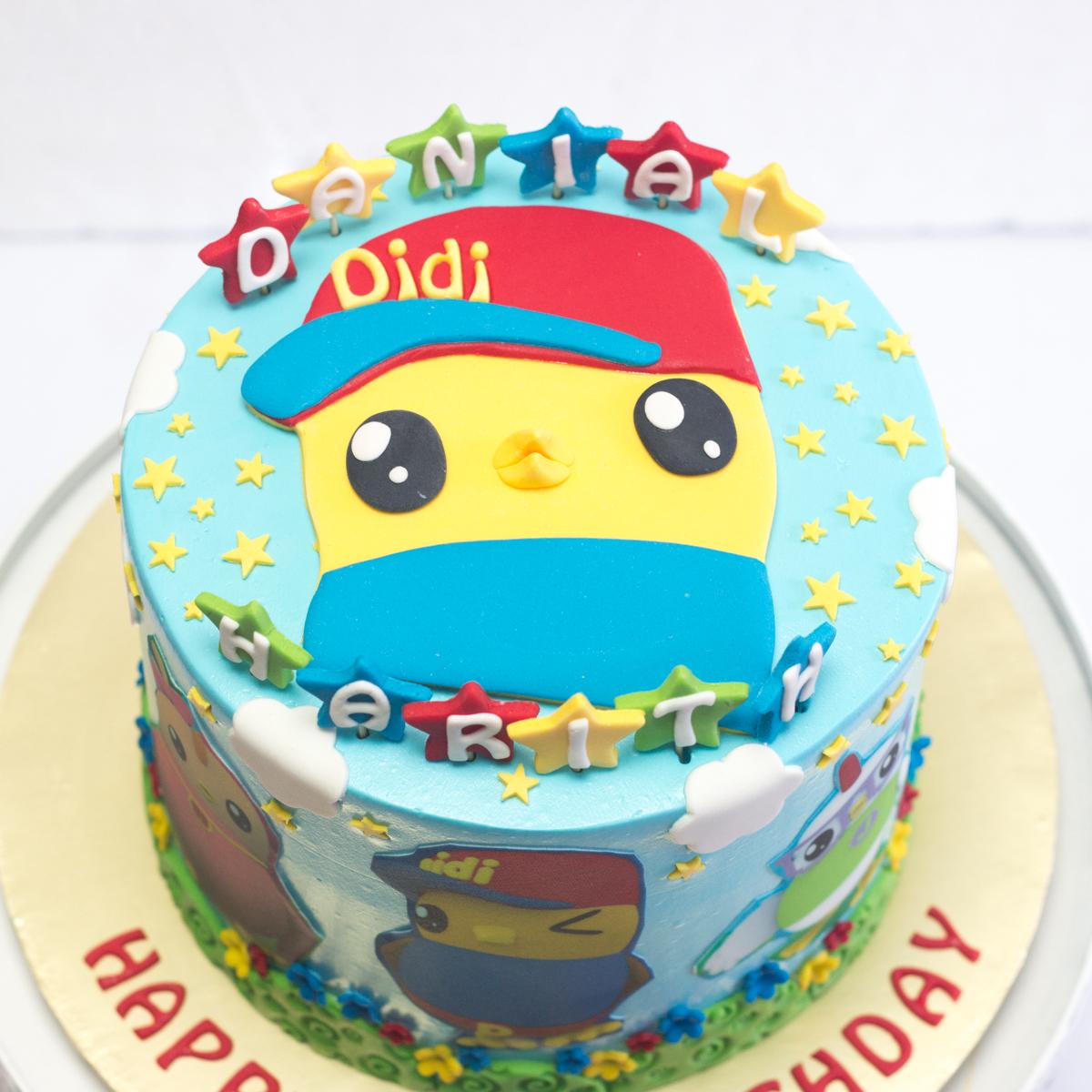 Cake Images For Didi : Lynn BabyCakes: December 2016