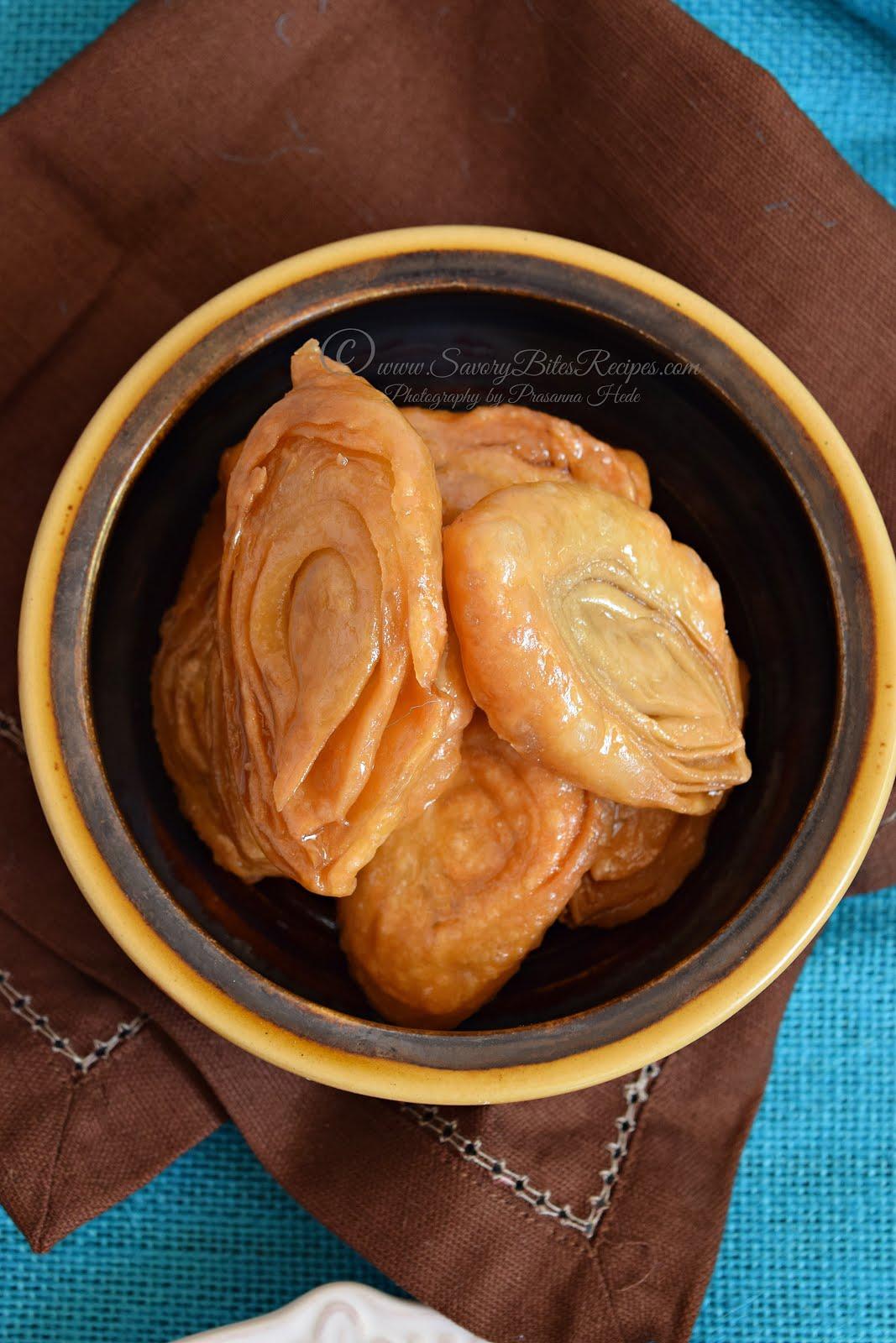 Khaja Baklava Diwali Sweet Ganesh Chaturthi Sweet Festive