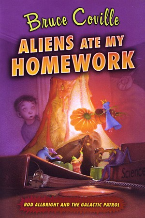 """Aliens Ate My Homework"" - The Book"