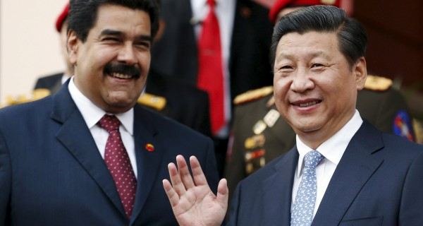 UNA RAYA MAS PA'L TIGRE! Estatal petrolera china demanda a Pdvsa en tribunal estadounidense