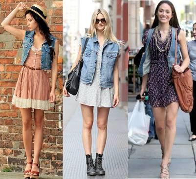 Aprenda a Usar Colete Jeans