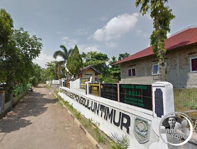 FOTO 3 : Desa Tanggulun Timur, Kecamatan Kalijat