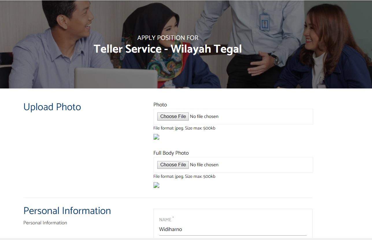 Bank BTN (BUMN) Membuka Lowongan Customer Service & Teller Secara Online Di 6 Kota Indonesia Sampai 25 April 2018 Untuk SMA - D3