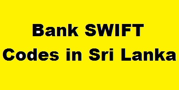Commercial bank of ceylon sri lanka swift code