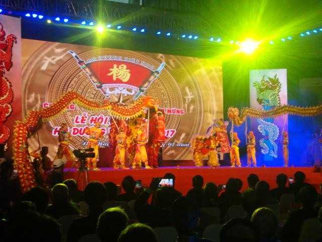 Lễ hội mùa xuân Họ Dương Việt Nam - Lễ chính 16/giêng Đinh Dậu