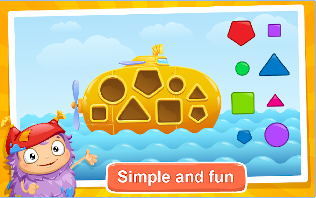 تطبيق-Kids-Learn-to-Sort-Lite