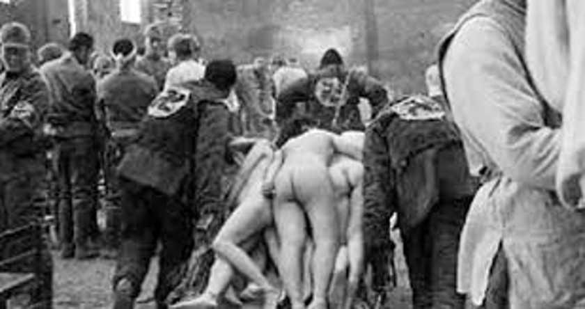 Ii sex slave war world