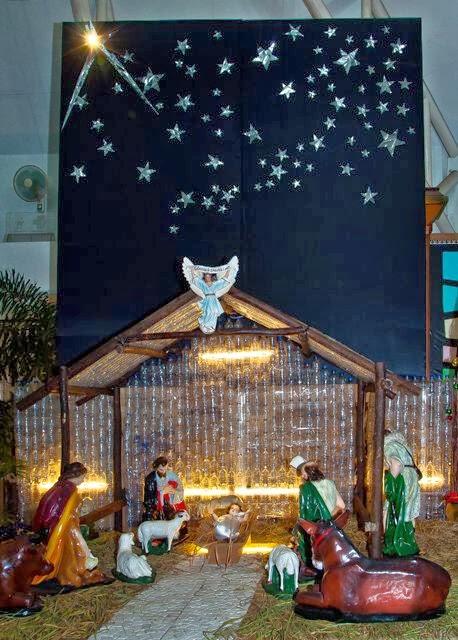 46 Tren Gaya Dekorasi Panggung Natal Sederhana Dekorasi Natal