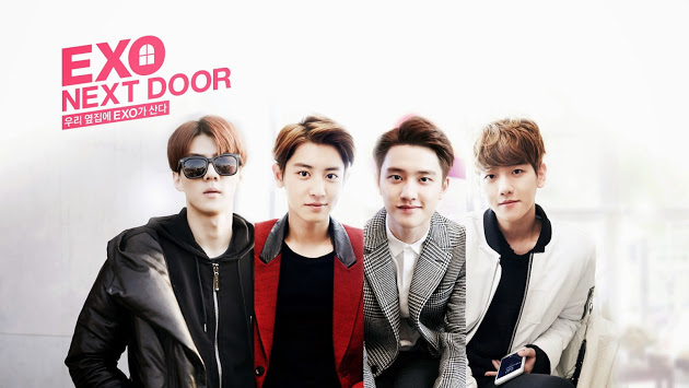 Web Drama Korea EXO Next Door Subtitle Indonesia Web Drama Korea EXO Next Door Subtitle Indonesia