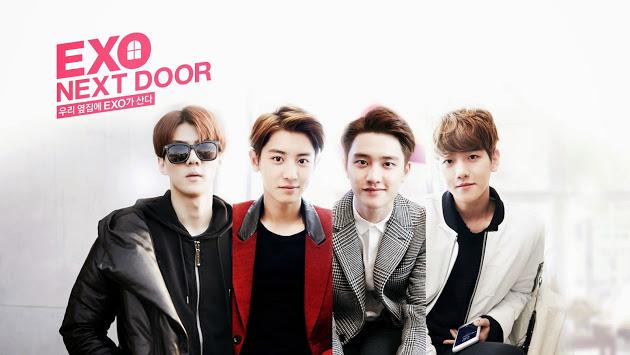 Web Drama Korea EXO Next Door Subtitle Indonesia