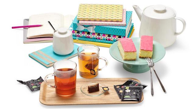 hema nieuwe thee assortiment