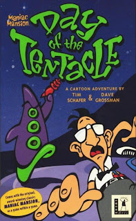 Day of the Tentacle ( Maniac Mansion 2 )