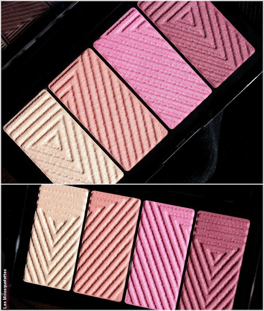 Palette Master Blush Color&Highlighting Kit - Maquillage - Maybelline New York - Blog beauté