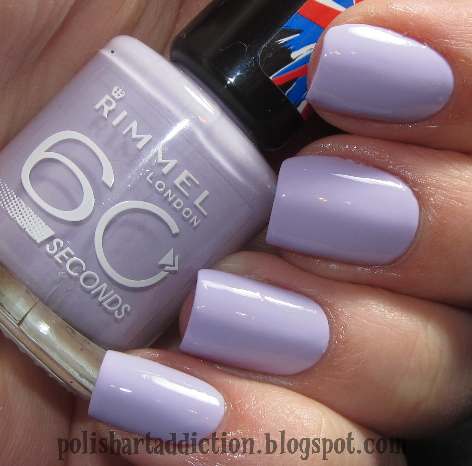 Rimmel 60 Seconds - I Lilac You