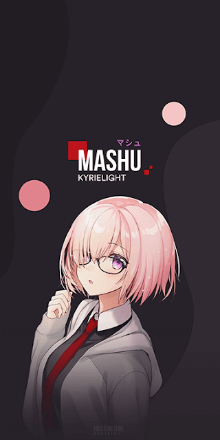 Mashu Kyrielight - Fate/Grand Order Wallpaper