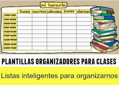 Plantillas de Calendarios, Certificados, Listas inteligentes