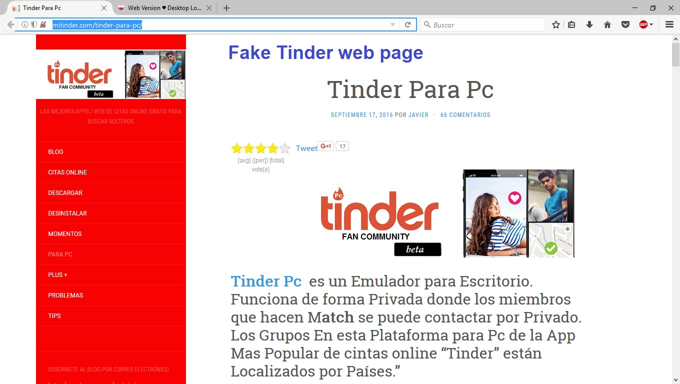 tinder on computer real eskorte
