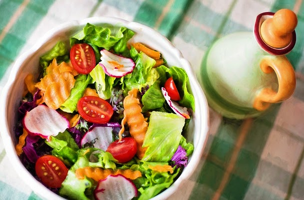 Delapan Sayuran Kaya Akan Protein
