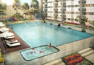 Kolam Renang - Investasi Apartemen Di Signature Park Grande Oleh Pikko Group
