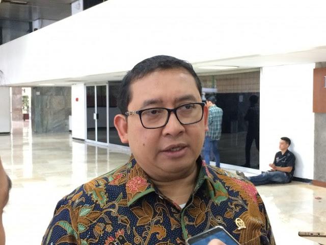 Hanya Komentar, Fadli Zon Sebut Peran Indonesia terhadap Rohingya Minimalis