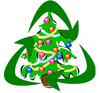 Uptown Update: Christmas Tree Recycling, Free Mulch ...