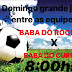 Pé de Serra - Acontece neste  domingo grande amistoso entre as equipes do Baba do Rocha e Baba do Curral