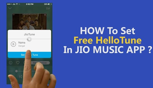 Jio Tune Kaise Lagaye Free Me 2 Best Method .