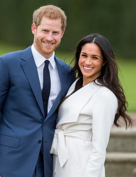 A new princess in waiting, Meghan Markle, Prince Harry engaged