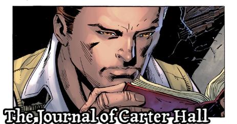 Carter Hall's Journal