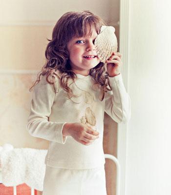 46c83530f Catiouche Luxury Organic Children's Sleepwear at Bubble London ...