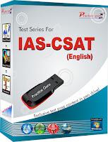 Practice Guru IAS CSAT Test Prep Software