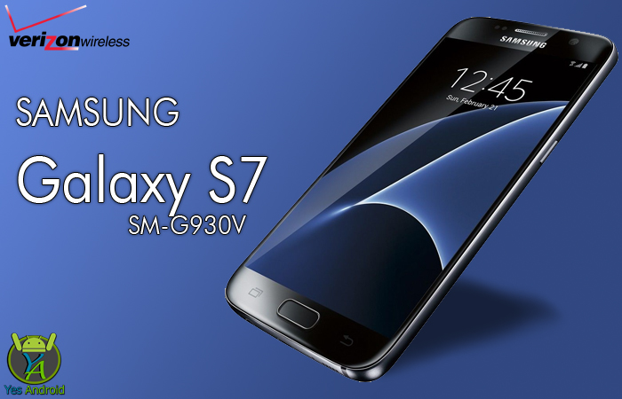 G930VVRU4BQA2 Galaxy S7 (Verizon) SM-G930V