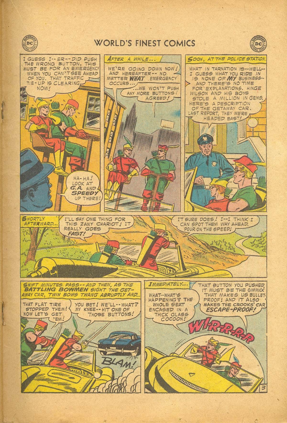 Read online World's Finest Comics comic -  Issue #83 - 19