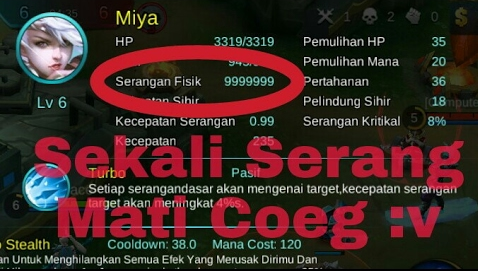 Permalink to Cara Cheat Mobile Legend Game Guardian