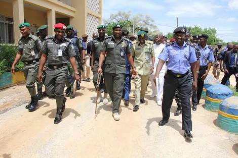 Dambazau directs relocation of IGP, NSCDC boss to North-East
