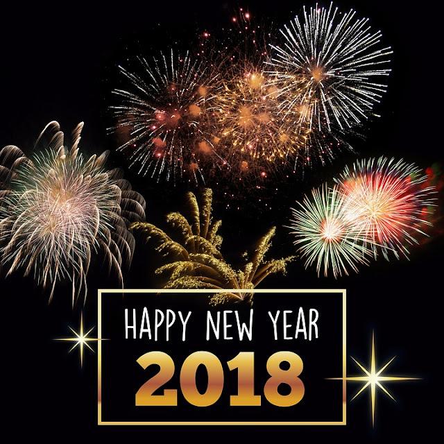 Imagens de Ano Novo 2018 Facebook