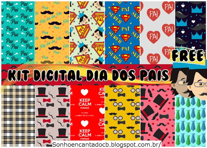 Kit Digital Dia dos Pais