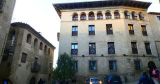 Sos del Rey Católico. Colegio Isidoro Gil de Jaz.