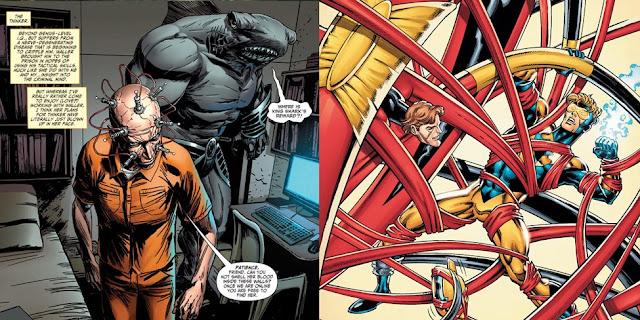Clifford DeVoe dan Elongated Man akan Muncul di The Flash Season 4